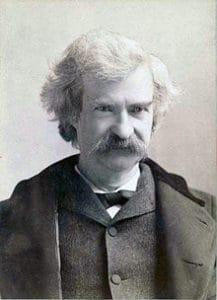Mark Twain Sarony