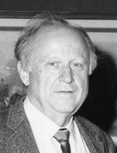 Franck Herbert en 1984