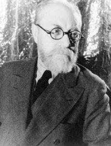 Henri Matisse en 1933