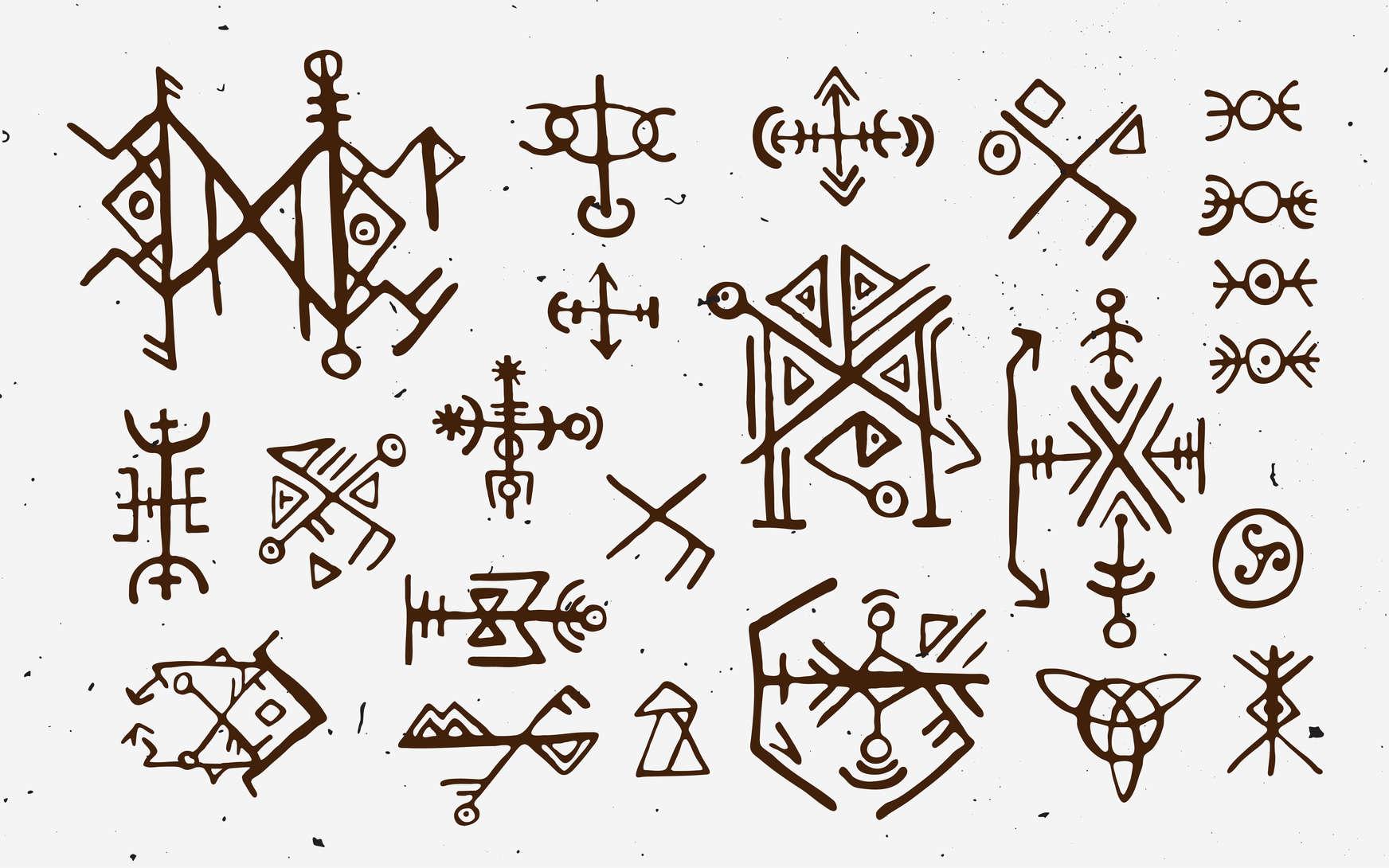 Le tirage en runes  comment ça marche