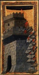 La carte Maison Dieu dans le tarot de Marseille