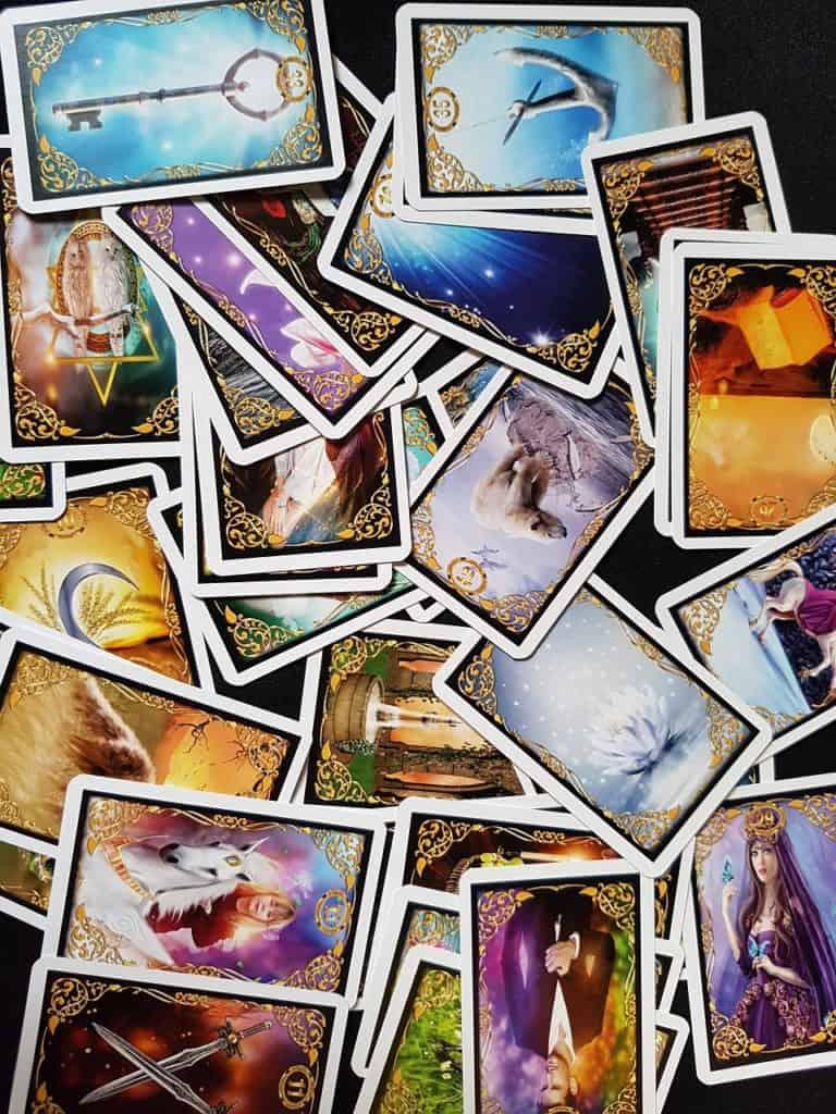 Les cartes de l'oracle de la Chance